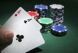 Harde handen Blackjack